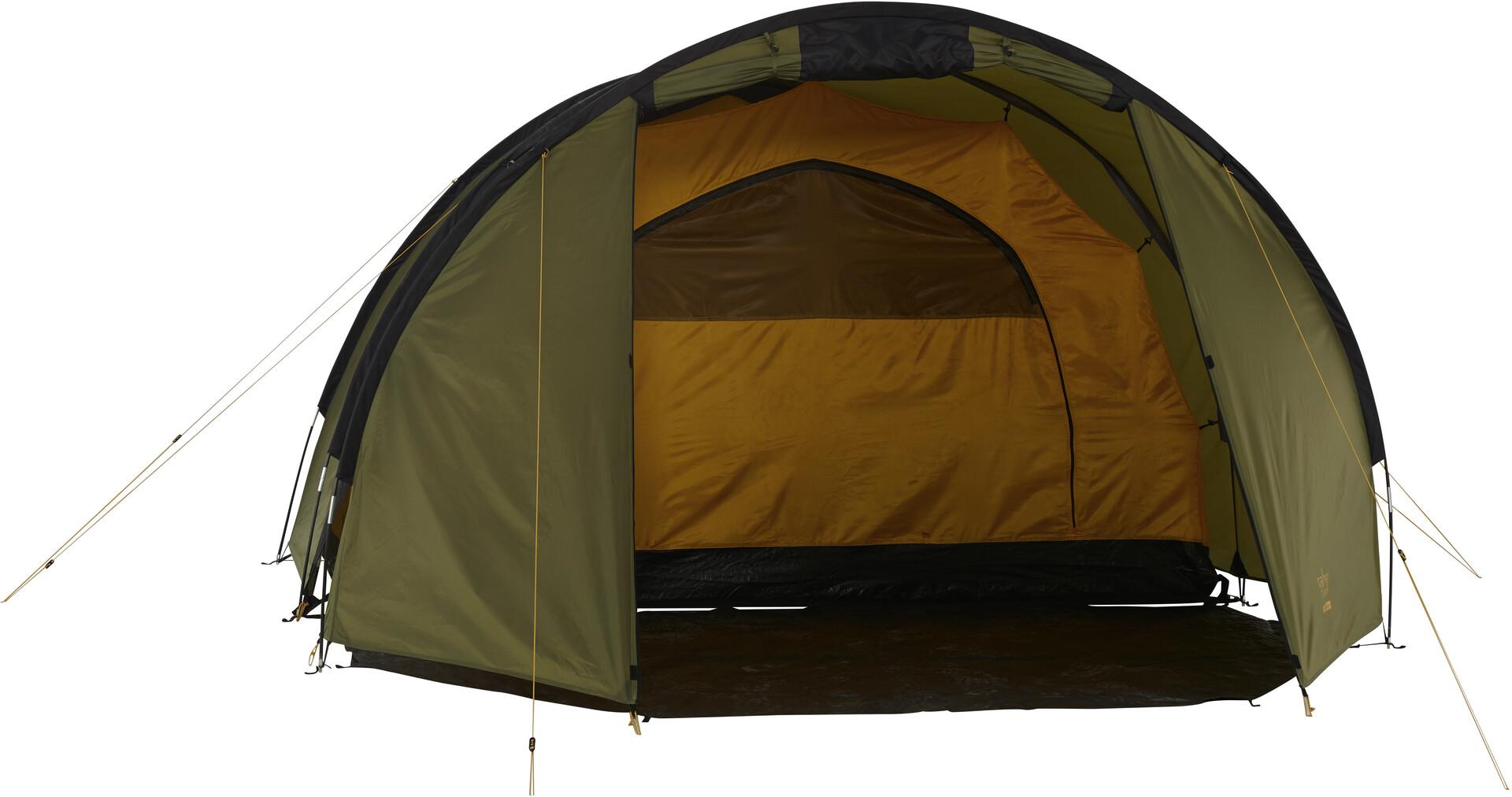Grand Canyon Robson 4 Telt, capulet olive   Find outdoortøj